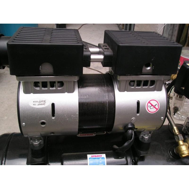 Compresor libre de aceite 1 hp orthosign dental shop for Aceite para compresor